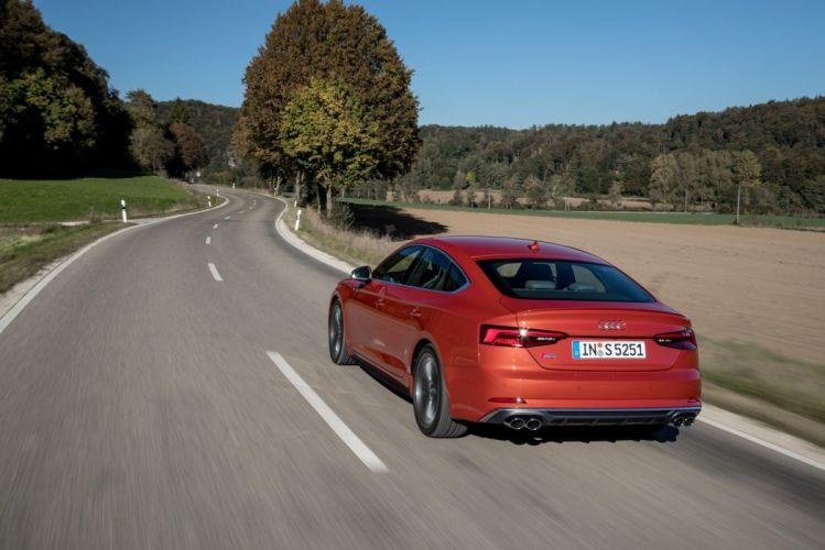Audi (S5) Sportback cars 2016 wallpaper