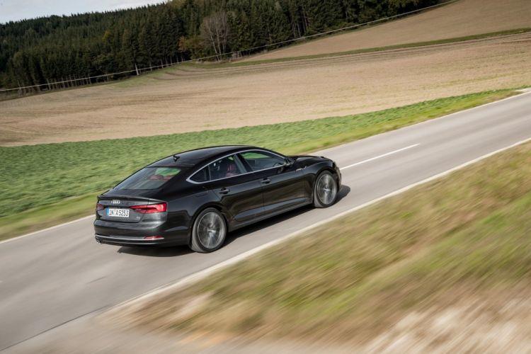 Audi (A5) Sportback TDI quattro cars 2016 wallpaper