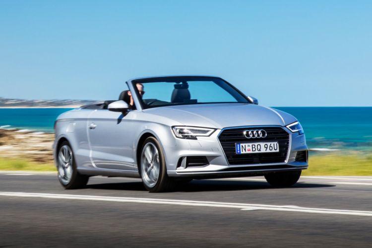 Audi (A3) Cabriolet TFSI AU-spec (8V) cars 2016 wallpaper