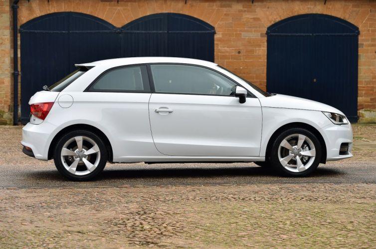Audi (A1) TDI UK-spec (8X) cars 2014 wallpaper