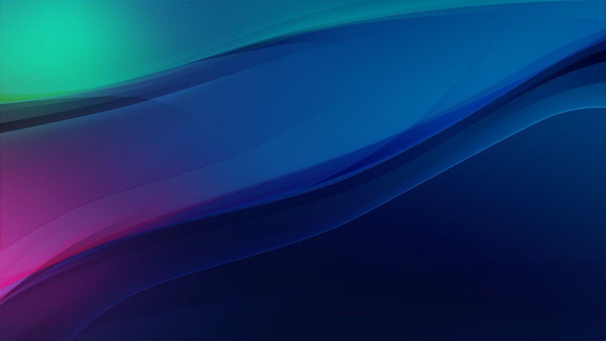 blue abtsract-1920x1080 wallpaper