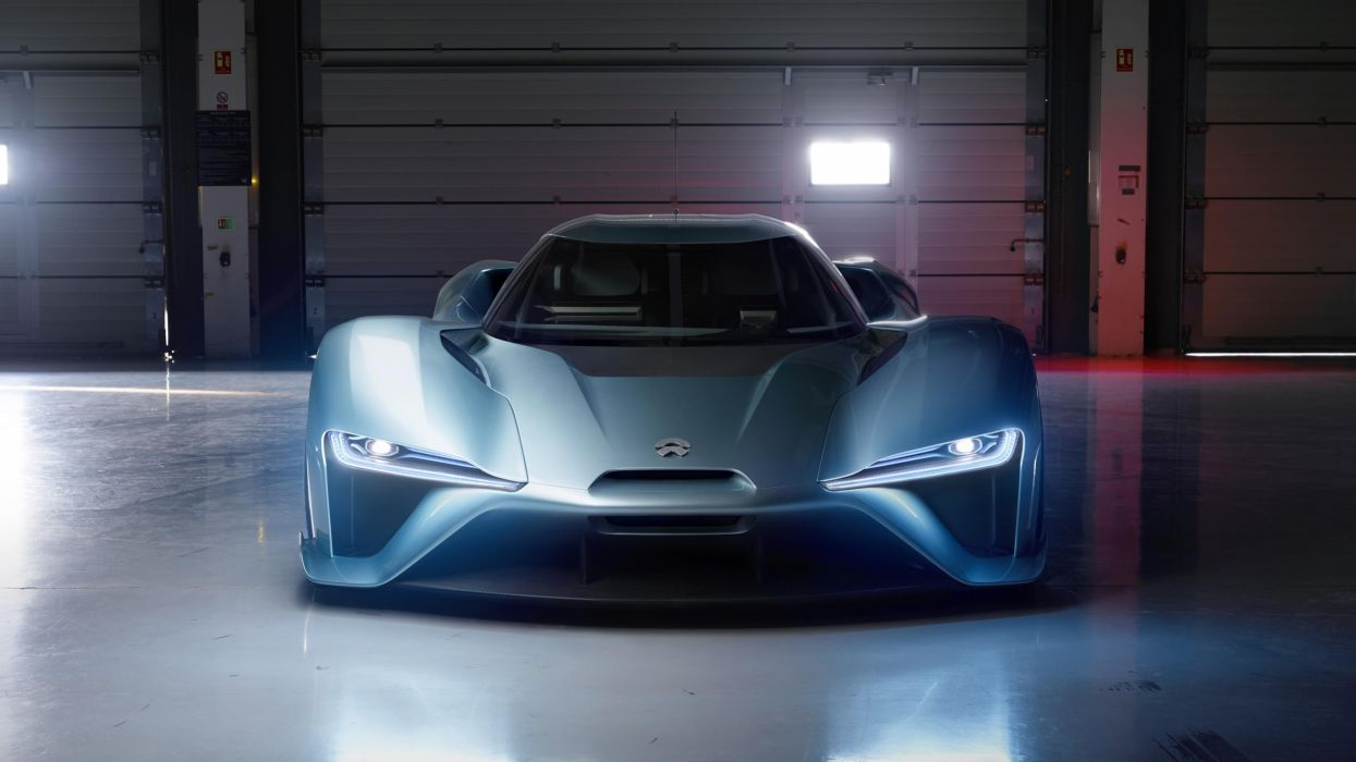 Nio Ep9 World Fastest Electric Supercar 4k 3840x2160 Wallpaper 3840x2160 1052934 Wallpaperup