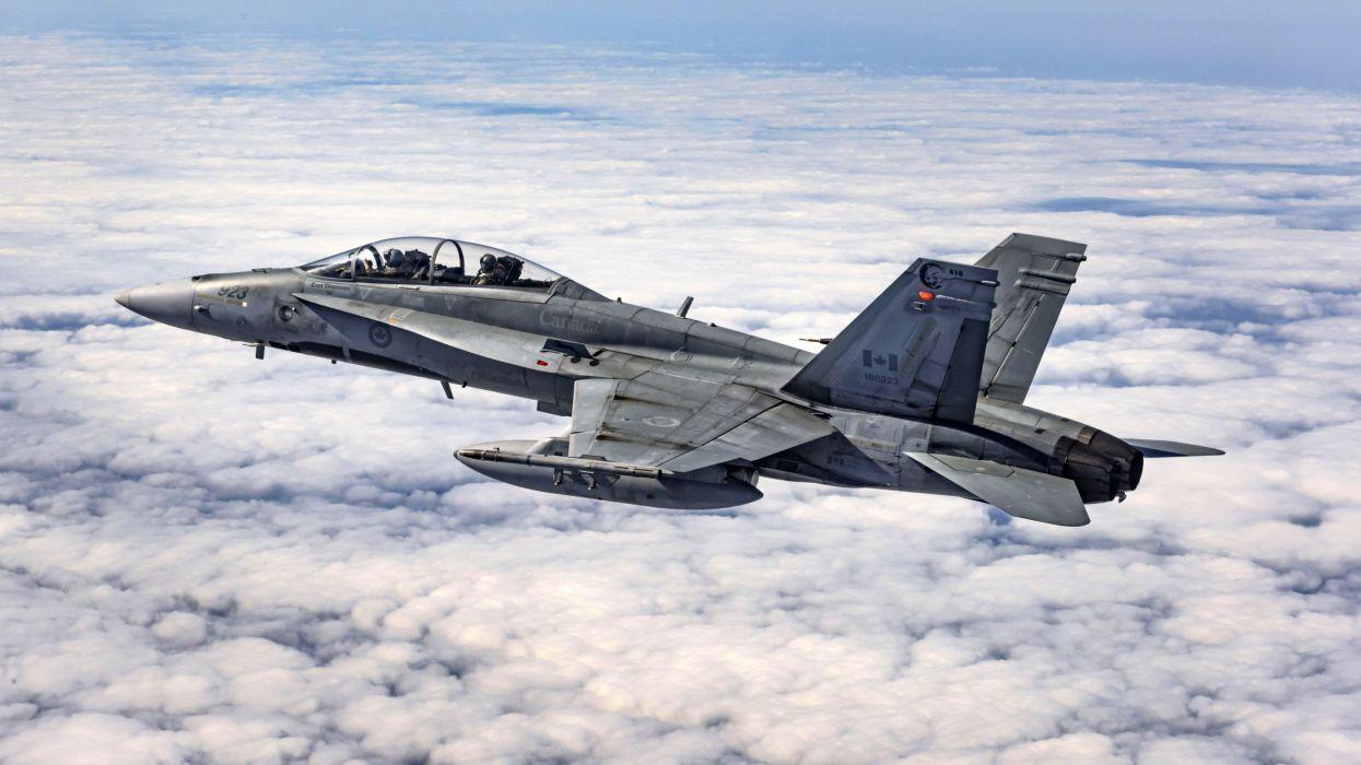 mcdonnell douglas cf 18 hornet fighter 4k-5120x2880 wallpaper