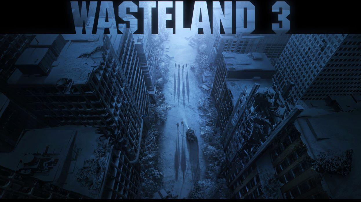wasteland 3 2019 game 5k-5120x2880 wallpaper