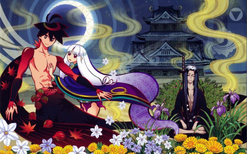 anime Katanagatari wallpaper
