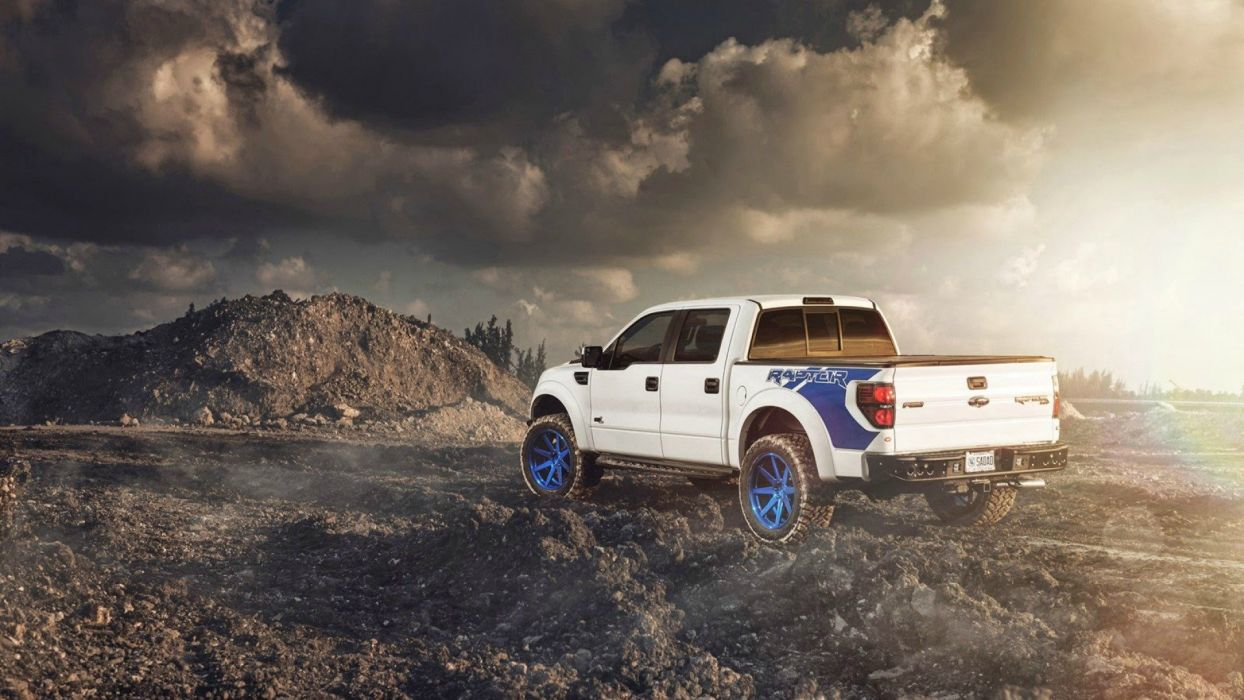Ford-Raptor wallpaper