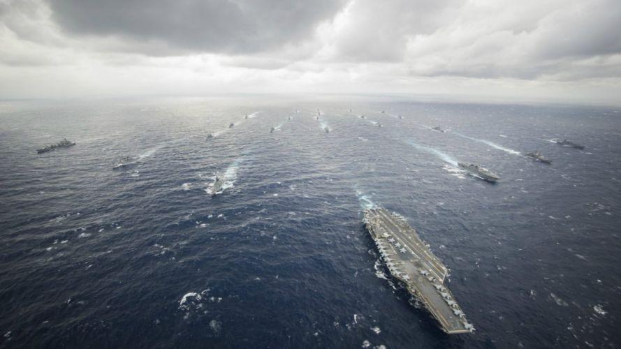 USS George Washington wallpaper