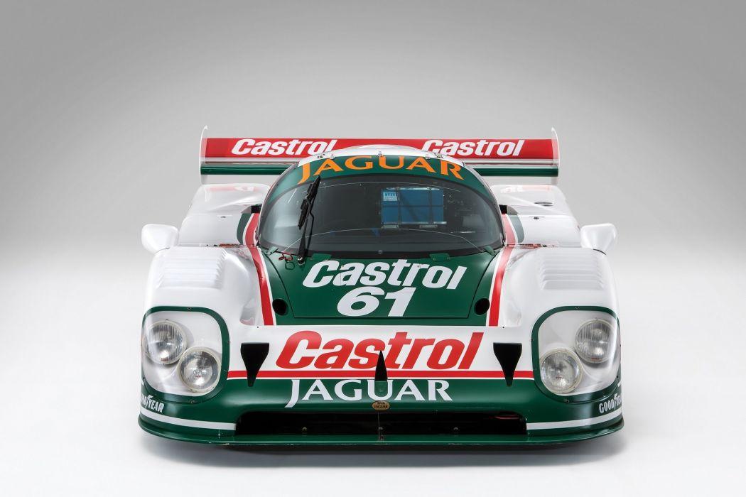 1988 Jaguar XJR-9 cars racecars endurance wallpaper