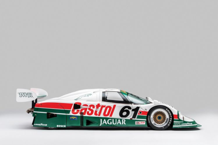 1988 Jaguar XJR-9 cars racecars endurance wallpaper