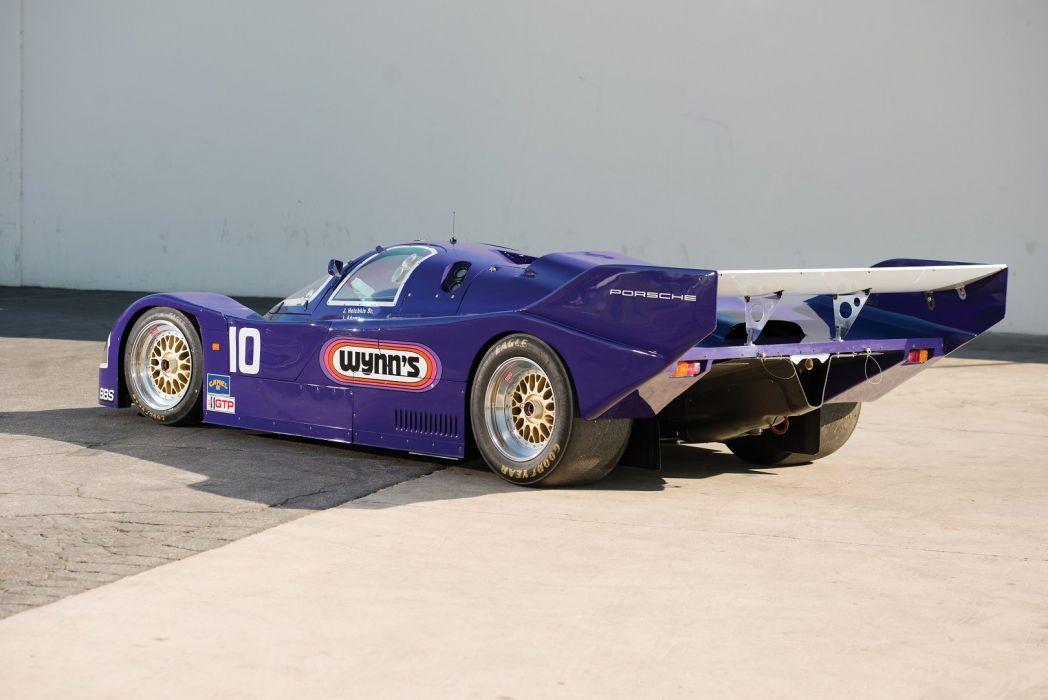 1986 Porsche 962 IMSA GTP cars racecars endurance wallpaper