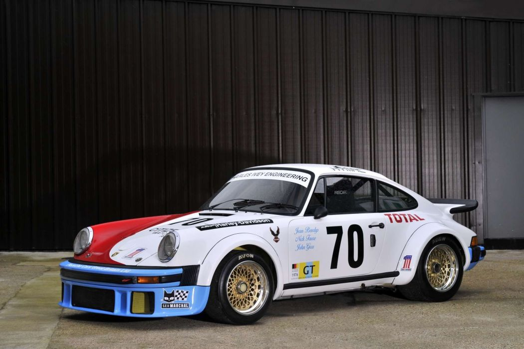 1976 PORSCHE 934 RSR TURBO cars racecars wallpaper