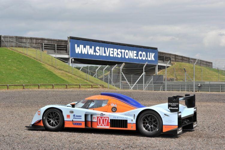 2009 ASTON MARTIN DBR1-2 cars racecars endurance wallpaper