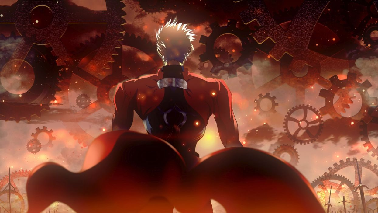archer (fate stay night) fate series fate stay night wallpaper