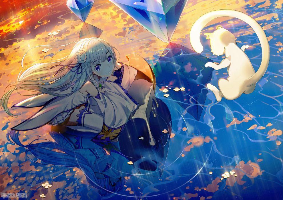 Re Zero Kara Hajimeru Isekai Seikatsu Wallpaper 1920x1357