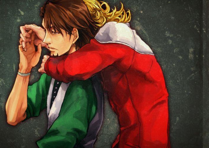 tiger & bunny anime series boys wallpaper