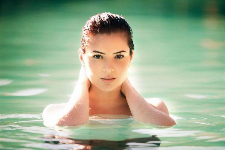 Urvashi Sharma bollywood actress model girl beautiful brunette pretty cute beauty sexy hot pose face eyes hair lips smile figure indian wallpaper