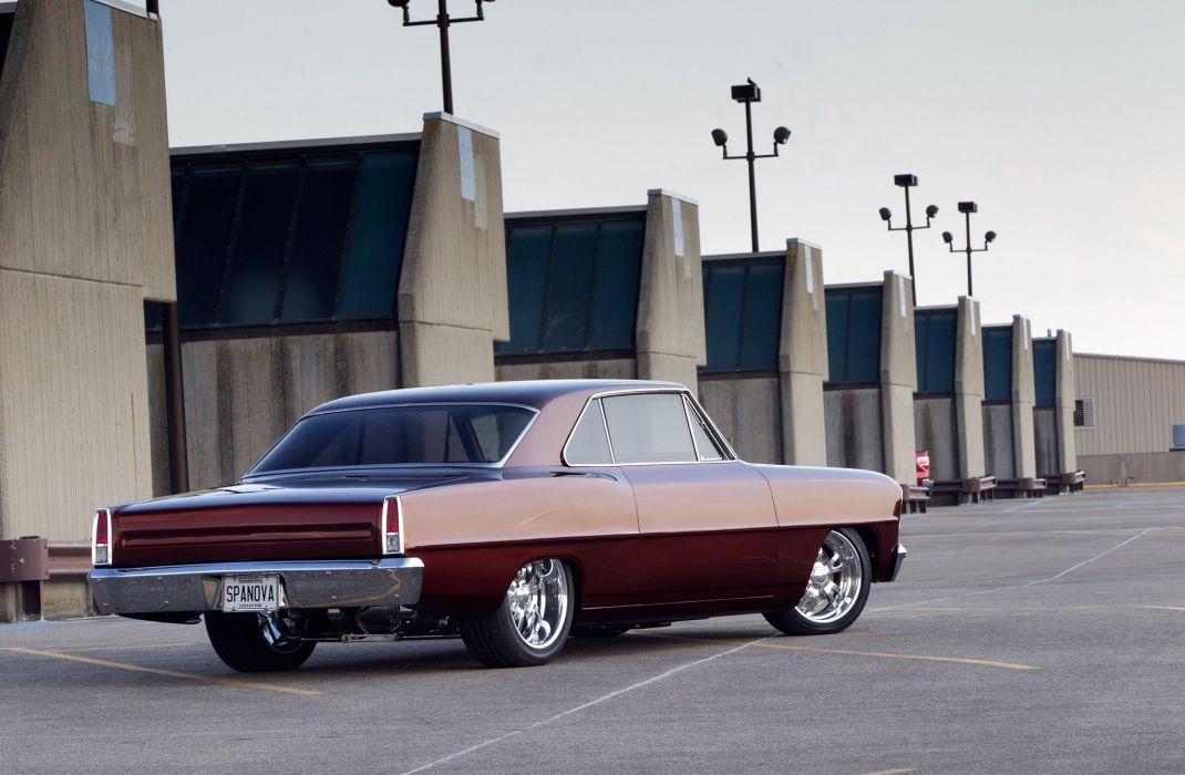 1966 Chevy Nova (II) cars wallpaper