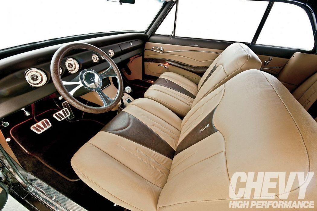 1963 chevrolet chevy nova cars wallpaper