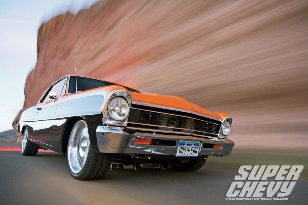 1966 Chevrolet Chevy Nova Cars Wallpaper 1500x1000