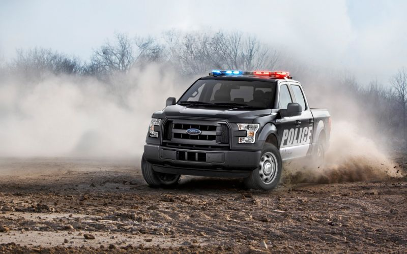 2016 Ford F 150 Special Service Vehicle wallpaper