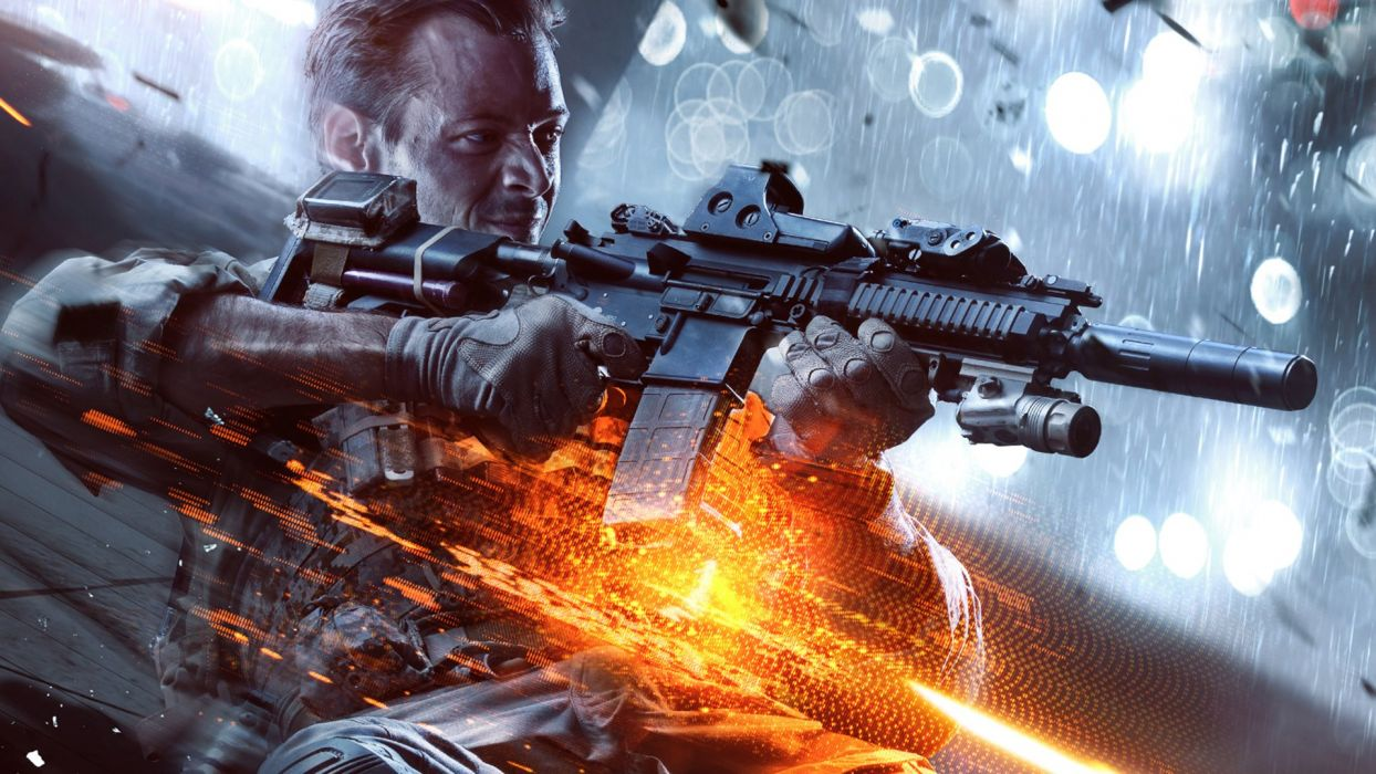 Battlefield 4 Daniel Recker wallpaper