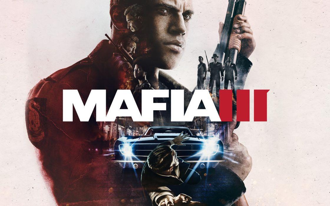 Mafia 3 wallpaper