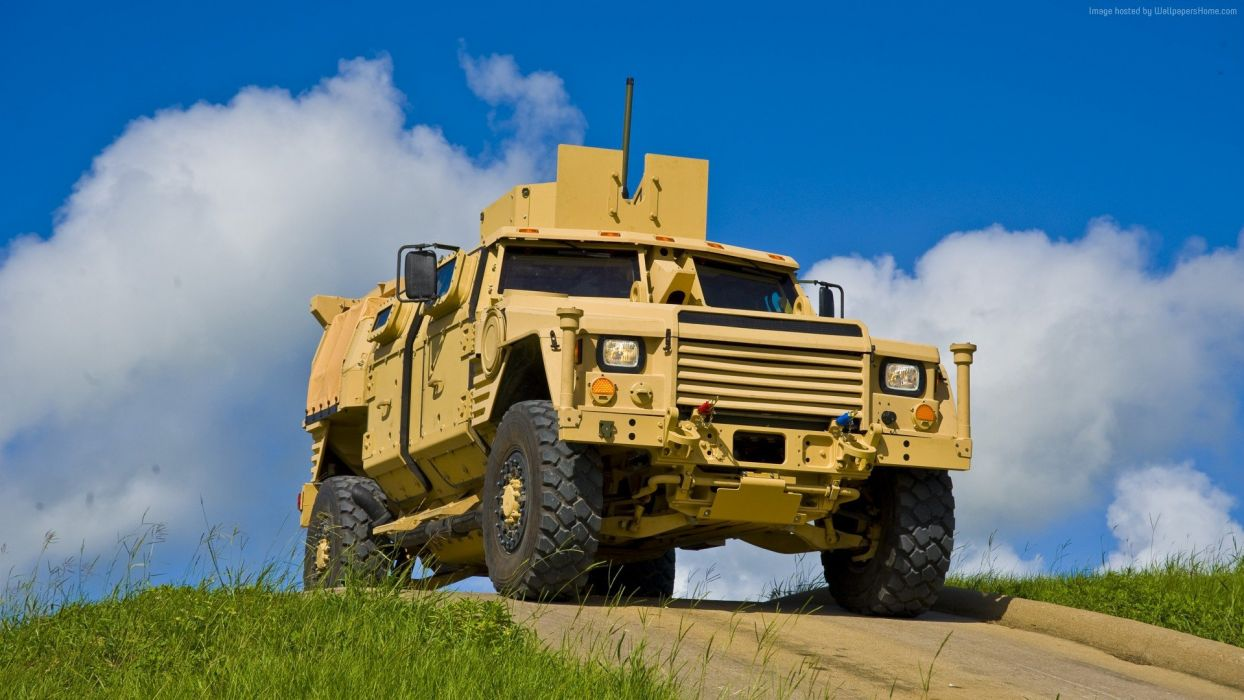 Lockheed Martin's JLTV wallpaper