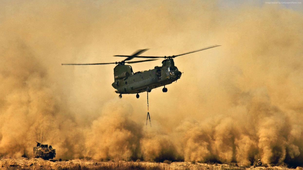 Boeing CH-47 Chinook wallpaper