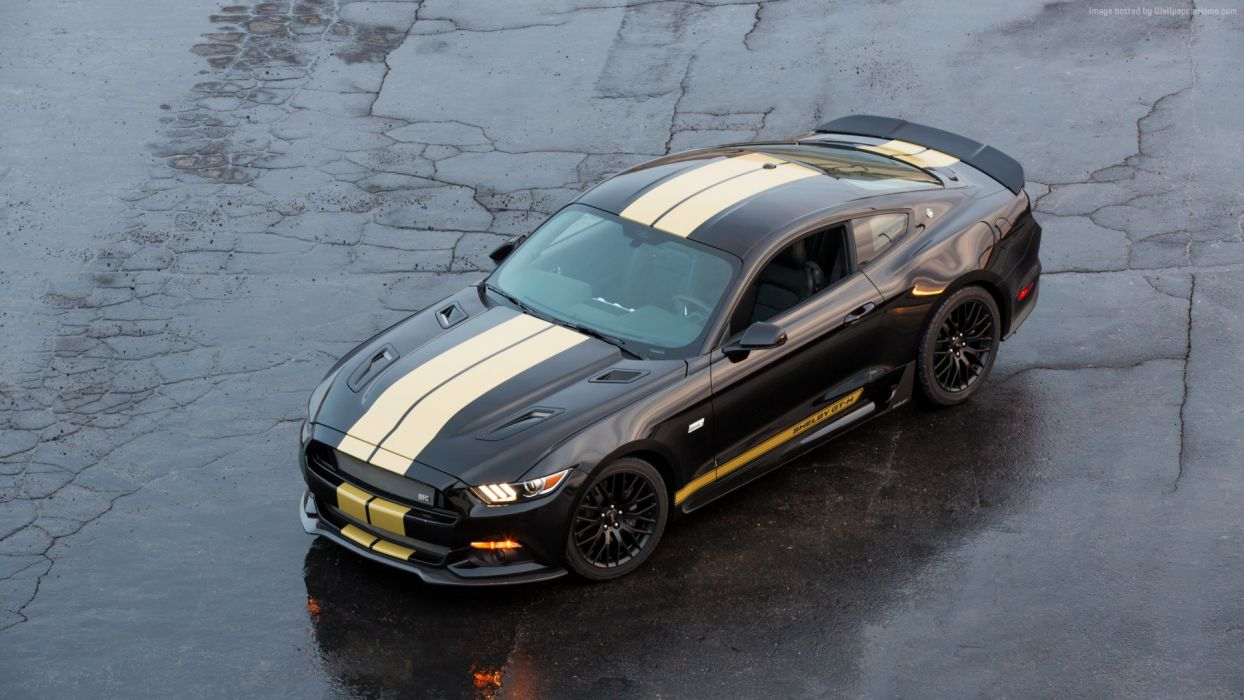 2016 Ford Shelby GT-H wallpaper