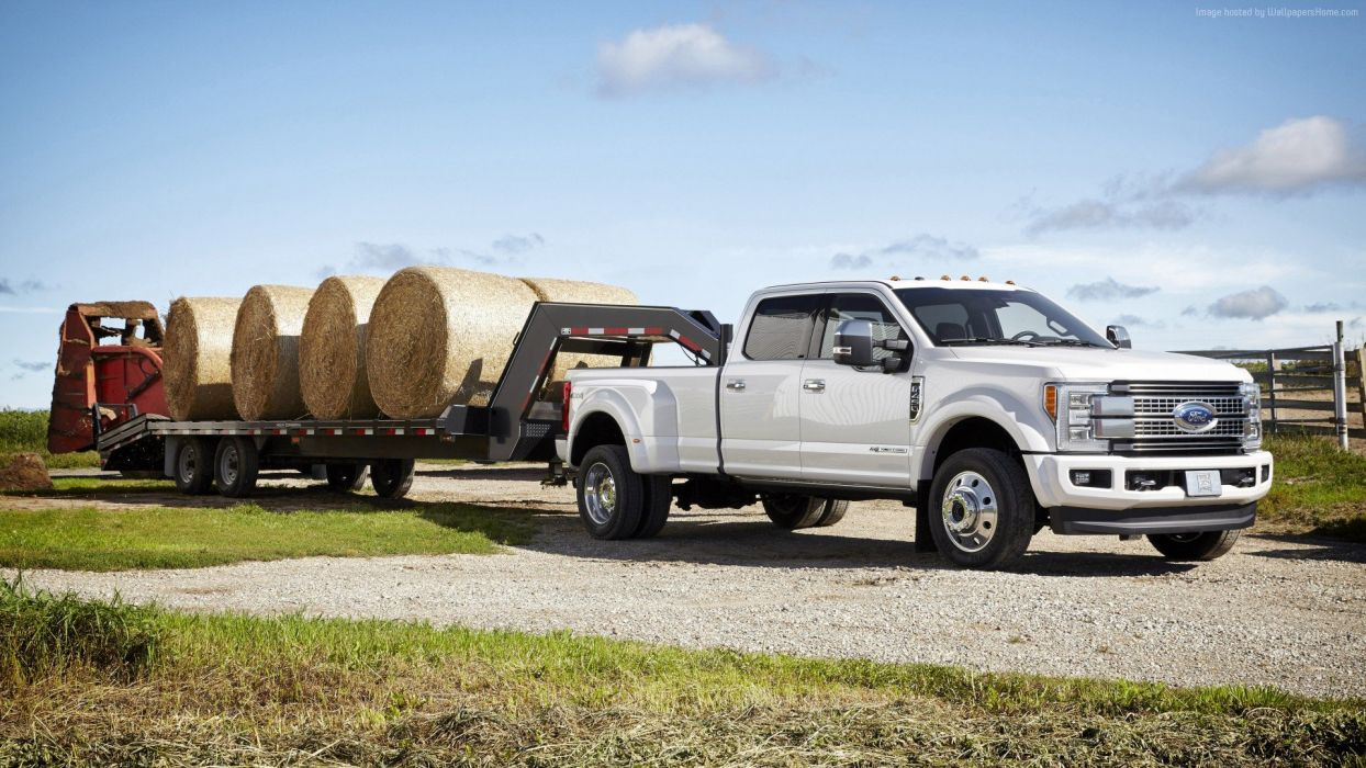 2017 Ford F-450 Super Duty wallpaper