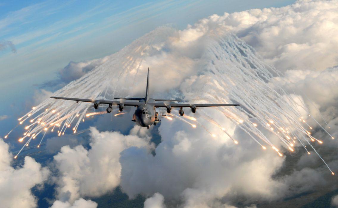 Lockheed AC-130 wallpaper