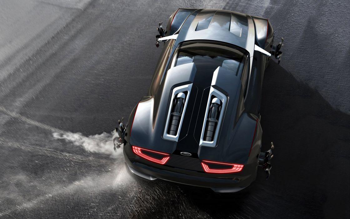 Ford Mad Max Interceptor Concept Car wallpaper