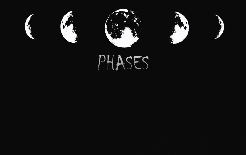 Phases wallpaper