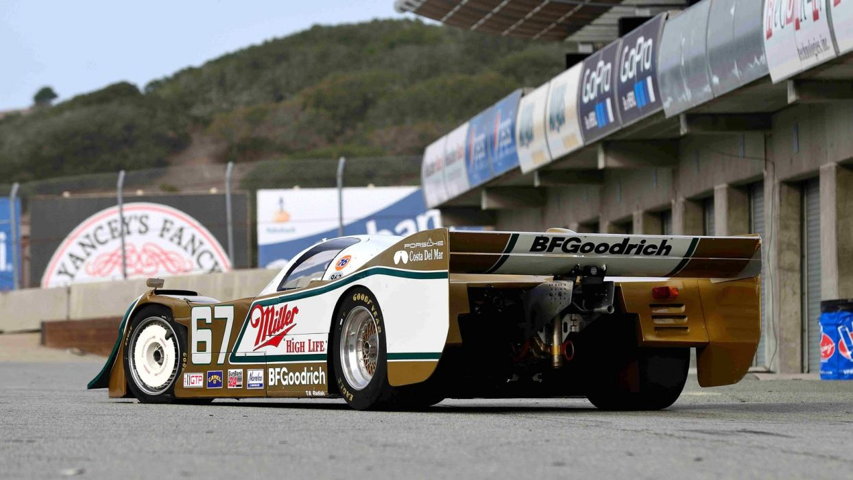 1989 PORSCHE 962 cars racecars endurance wallpaper