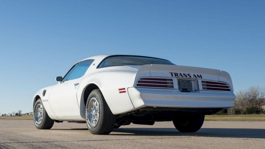 1976 PONTIAC TRANS-AM cars white 400 wallpaper