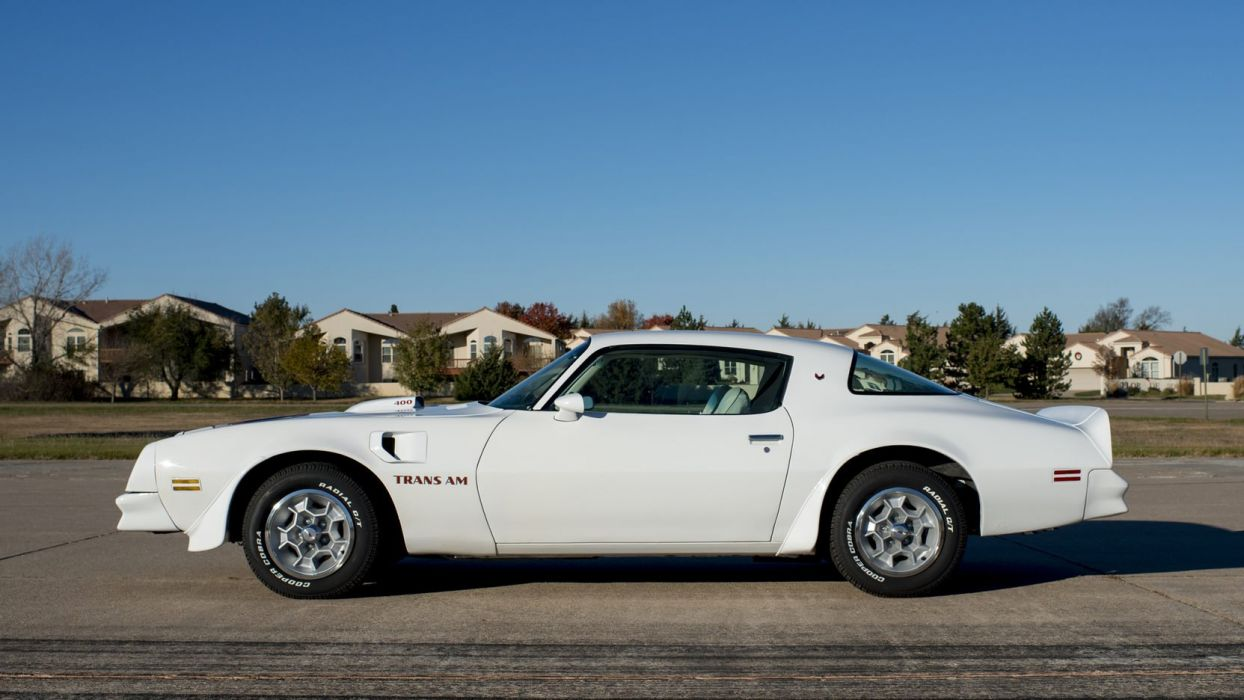 1976 PONTIAC TRANS-AM cars white 400 wallpaper