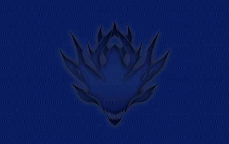 Blue Shiva wallpaper