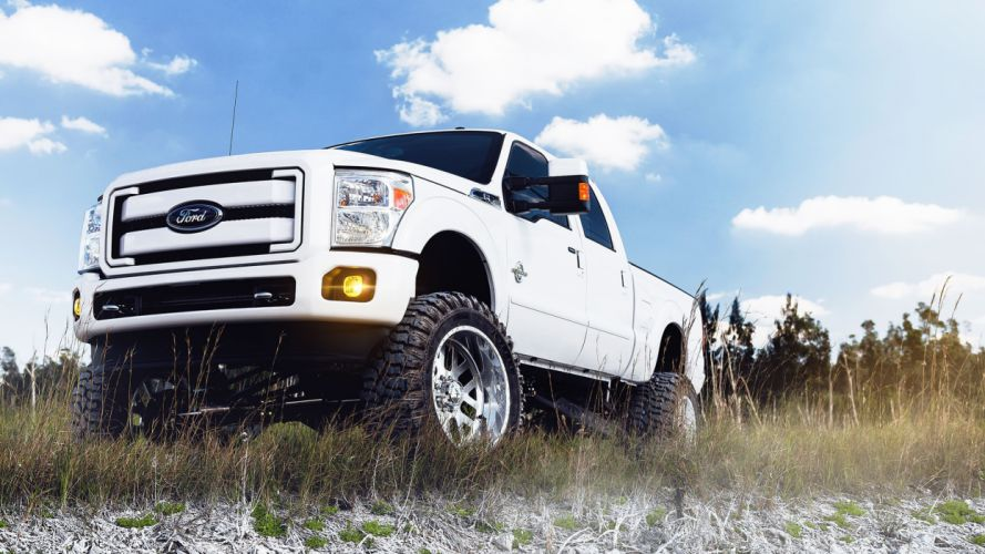 Ford F-250 wallpaper