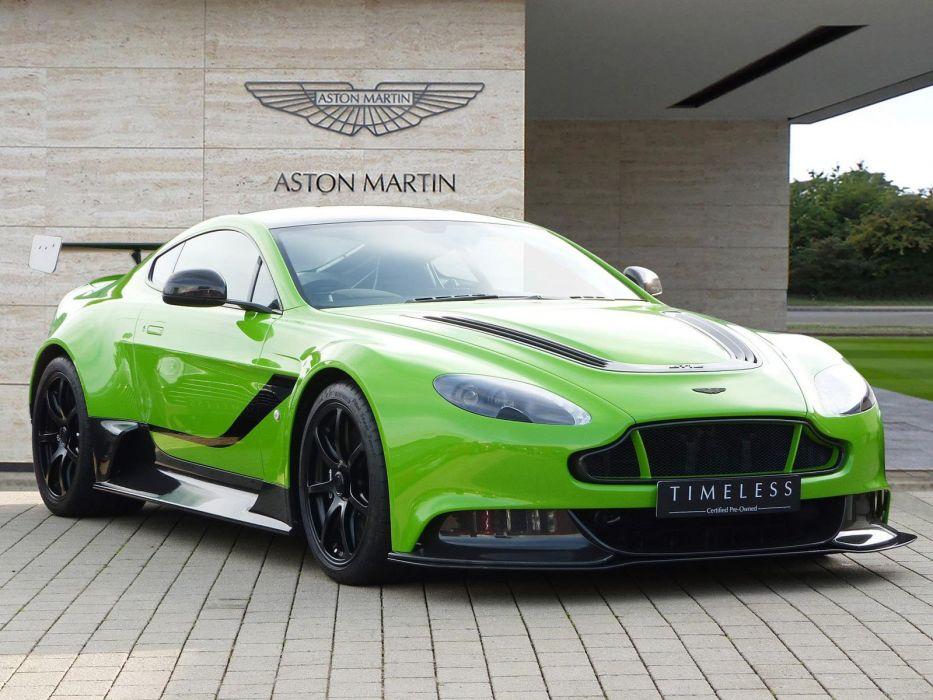 Aston Martin Vantage GT12s cars 2016 wallpaper