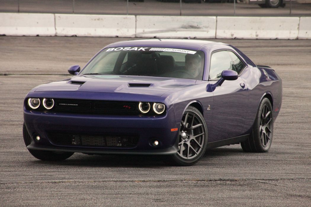 dodge challenger Hellcats cars modified 2016 wallpaper