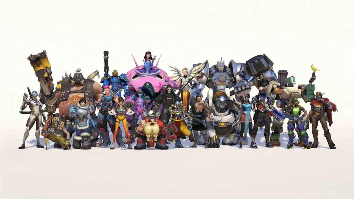 overwatch-fighters-wallpaper-6382 wallpaper
