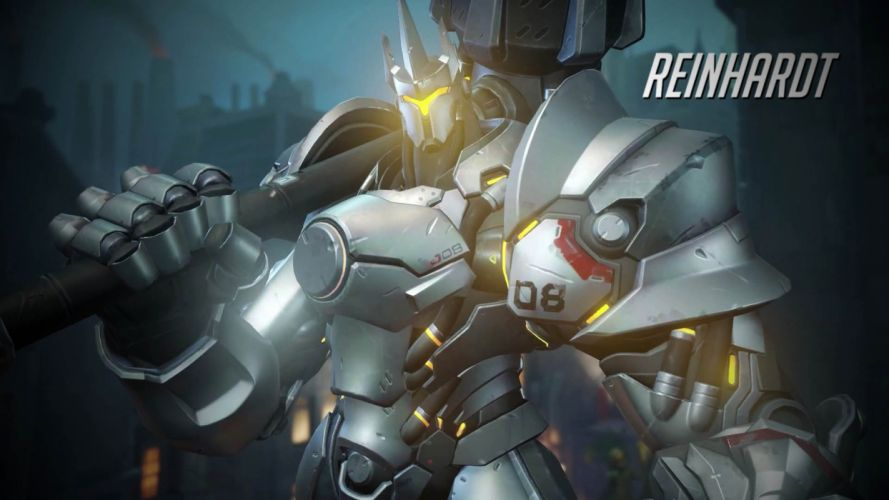 reinhardt-overwatch-wallpaper-6028 wallpaper