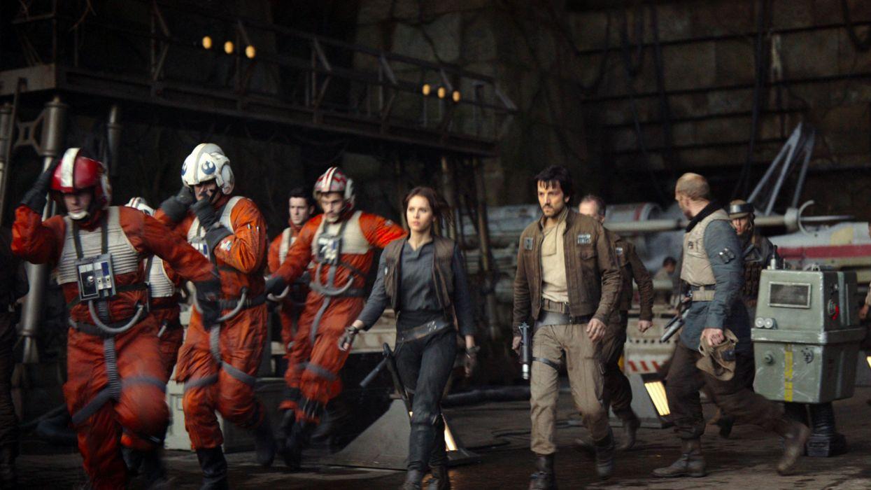 Star Wars Rogue One Rebel Alliance Wallpaper 6140 Wallpaper