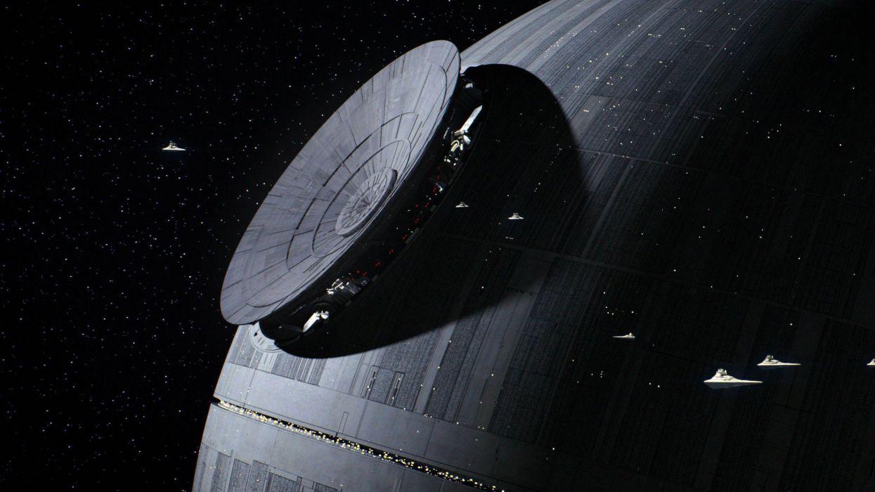 Star Wars Rogue One Death Star Wallpaper 6145 Wallpaper 3840x2160 1057061 Wallpaperup