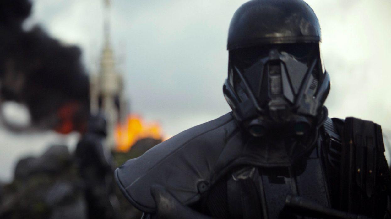 Star Wars Rogue One Death Trooper Wallpaper 6148 Wallpaper
