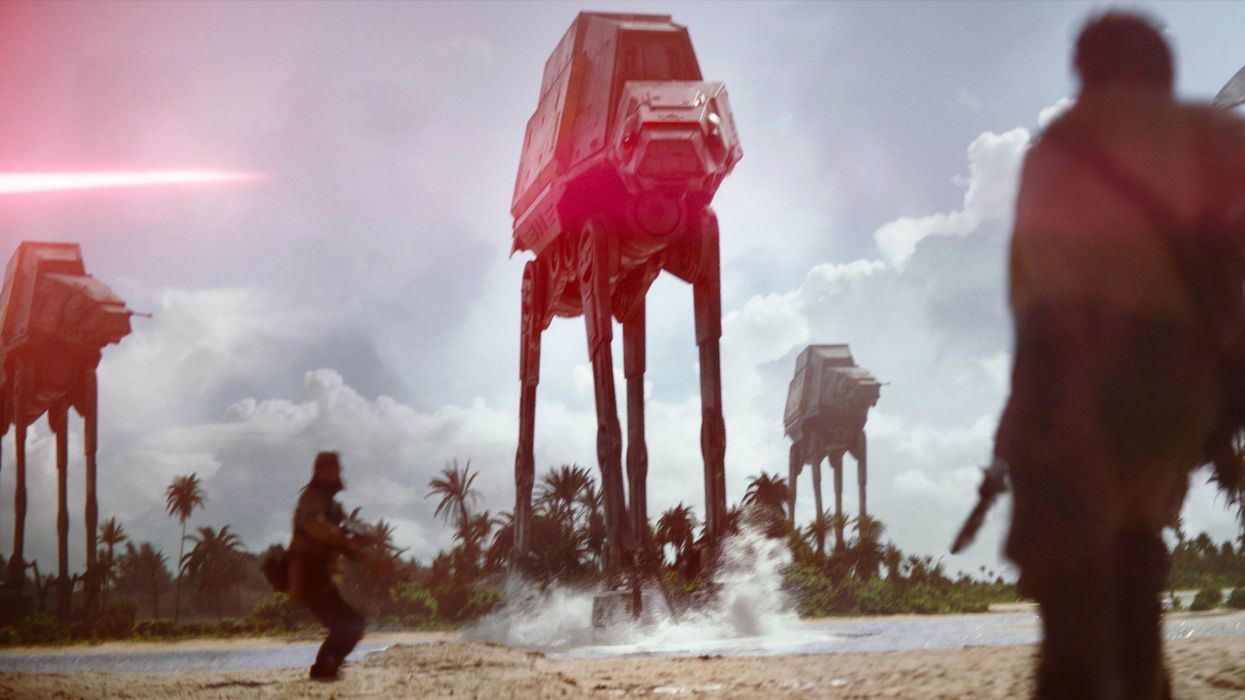 star-wars-rogue-one-imperial-walkers-attack-wallpaper-6144 wallpaper