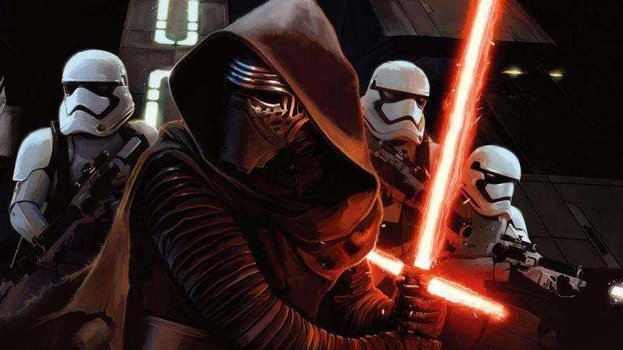kylo-ren-stormtroopers-star-wars-the-force-awakens-wallpaper-5351 wallpaper