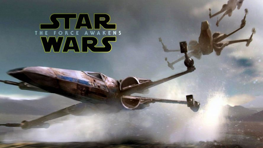 x-wings-flying-over-the-water-star-wars-the-force-awakens-wallpaper-5355 wallpaper
