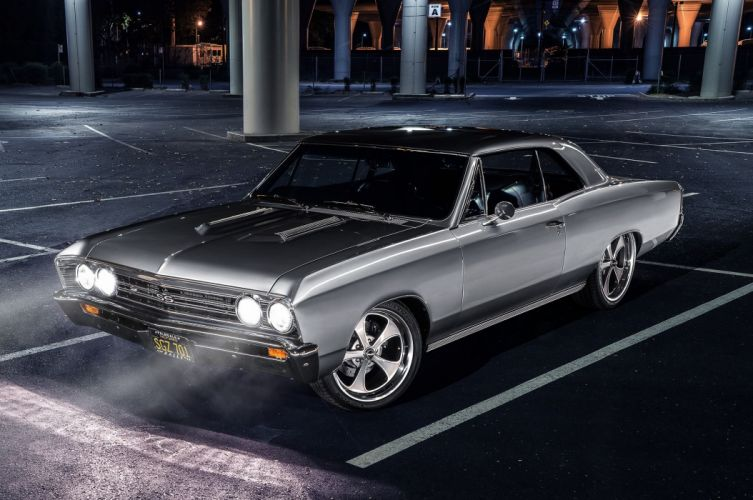 1967 Chevrolet Chevelle cars wallpaper