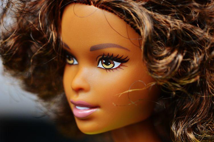 Barbie Doll Face Doll Face Girls Toys Toys wallpaper